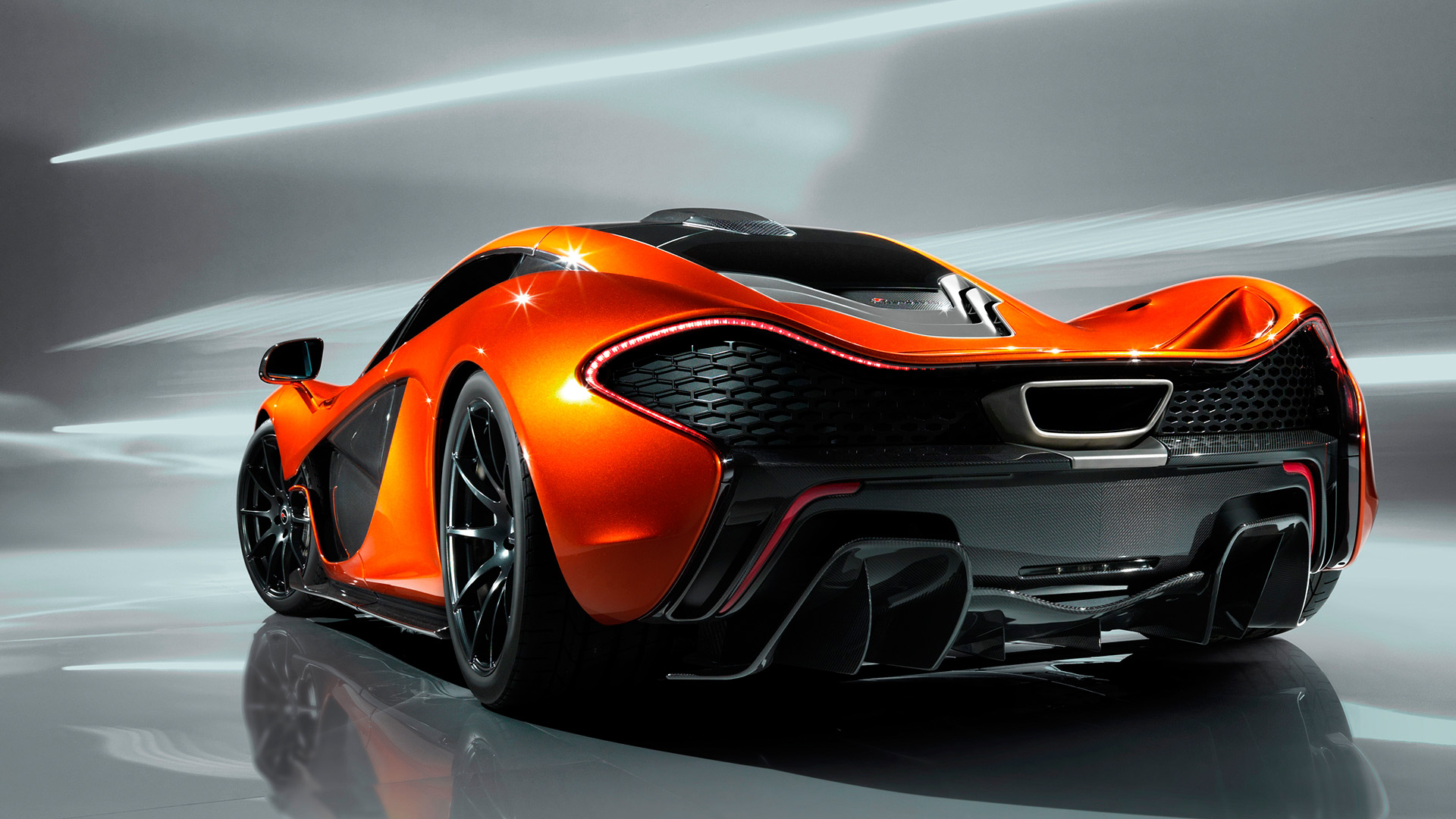 McLarenP1-orange-Car-HD-Wallpaper010