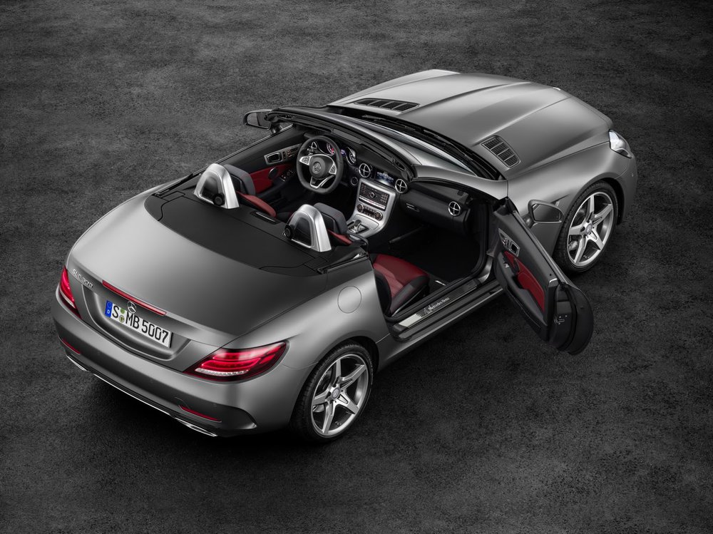 Mercedes-Benz SLC 2