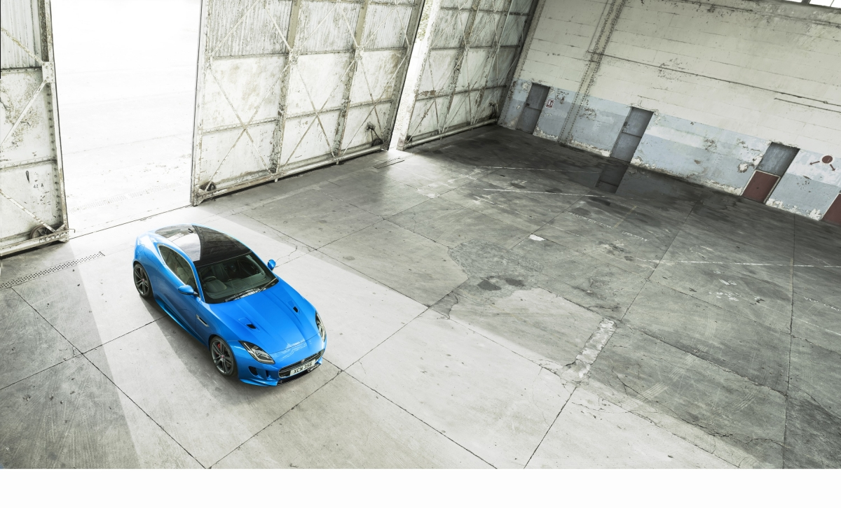 Jaguar F-TYPE British Design Edition 3