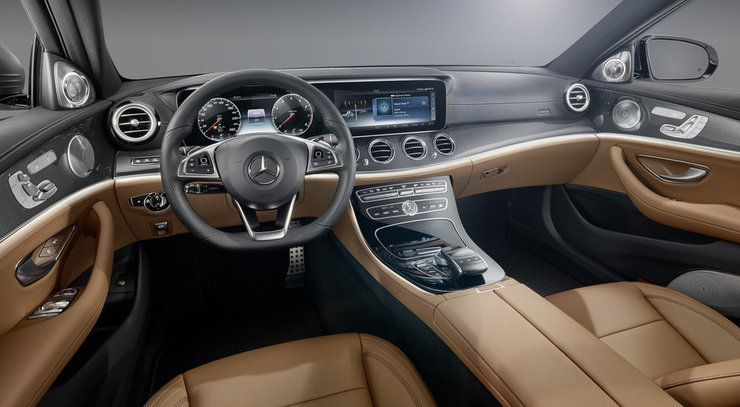 Mercedes E 2016 3