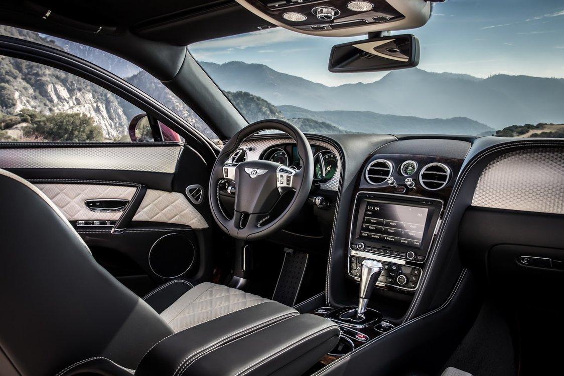 Bentley Flying Spur V8 S 4