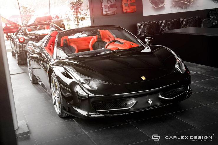 Ferrari 458 Spider odCarlex Design 2